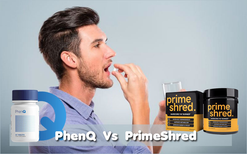 Phenq vs Primeshred