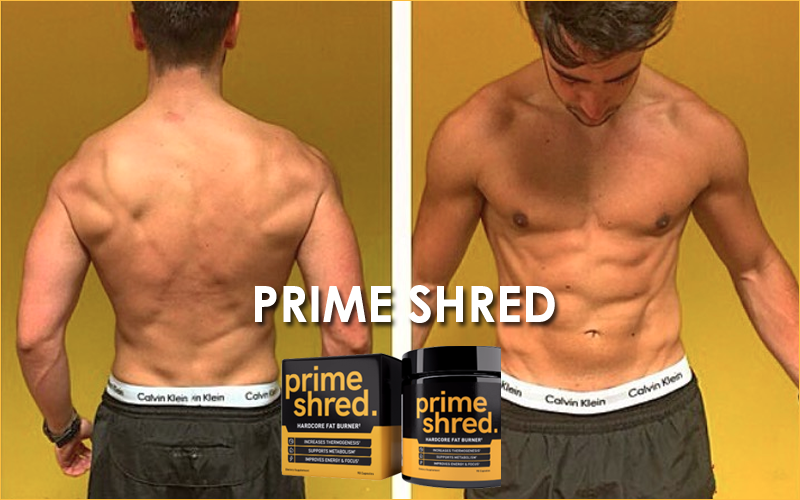 Primeshred before and after results